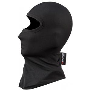 Подшлемник Balaclava Hood - Stretch Fleece Black