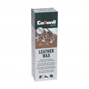 Крем для ухода за горными и походными ботинками Collonil Leather Wax 75 мл