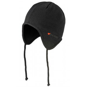 Шапка Flap Hat Black
